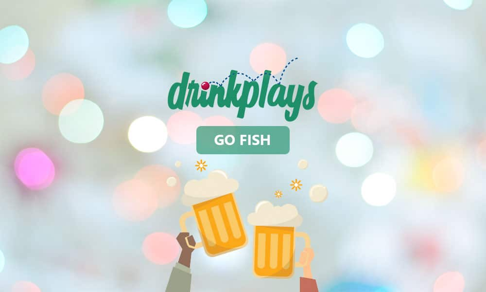 Featured image for Go Fish Drinking Game