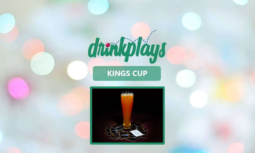 Featured image for Kings Cup Drinking Game